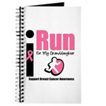 I Run For Breast Cancer Journal