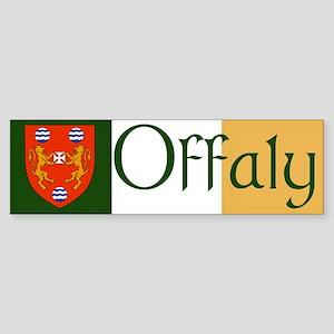 Offaly Bumper Sticker (10 pk)