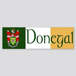 County Donegal Bumper Sticker