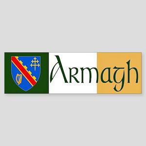 County Armagh Bumper Sticker