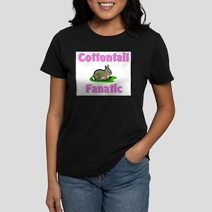 Cottontail Fanatic Women's Dark T-Shirt
