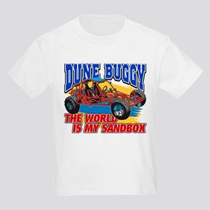 Dune Buggy Sandbox Kids Light T-Shirt