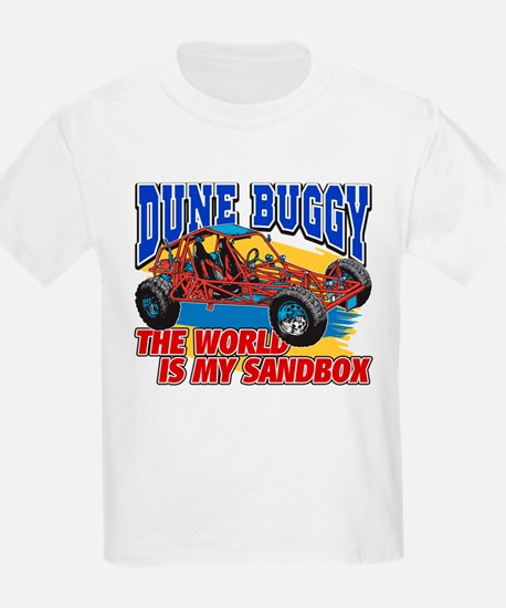 Dune Buggy Sandbox T-Shirt