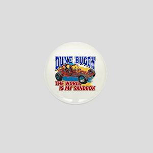 Dune Buggy Sandbox Mini Button