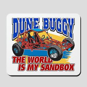 Dune Buggy Sandbox Mousepad