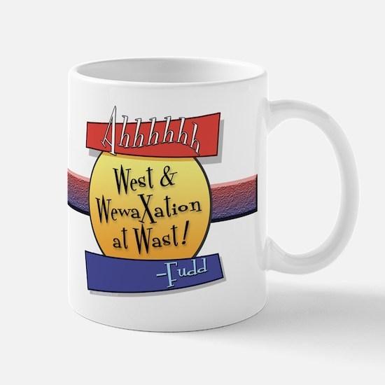 West... Mug