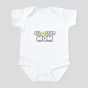 """""""All Star Mom"""" Infant Bodysuit"""