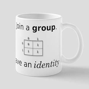 Group Identity Large Mugs