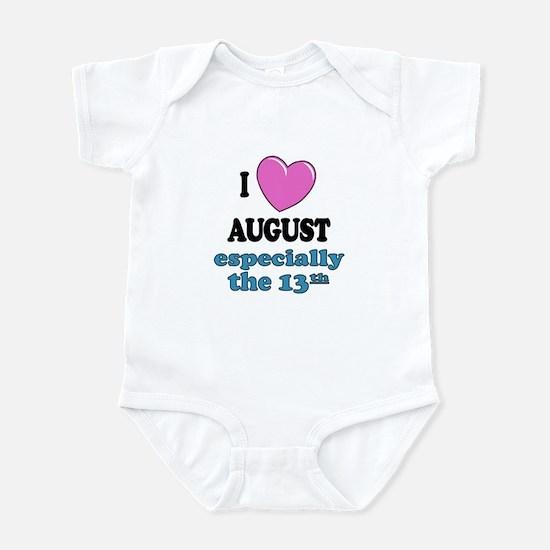 PH 8/13 Infant Bodysuit
