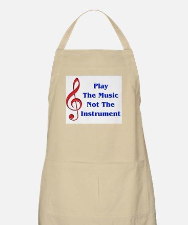 Play The Music BBQ Apron