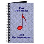 Play The Music Journal