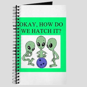 alien bowling joke Journal