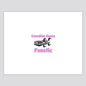 Canadian Goose Fanatic Small Poster