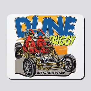 Dune Buggy Let's Go Play in the Sand Mousepad