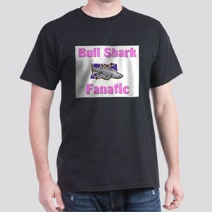 Bull Shark Fanatic Dark T-Shirt