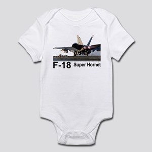 F-18 Super Hornet Infant Bodysuit
