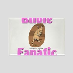 Bilbie Fanatic Rectangle Magnet