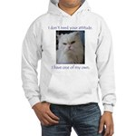 Monster Attitude Hooded Sweatshirt