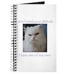 Monster Attitude Journal