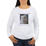 Monster Attitude Women's Long Sleeve T-Shirt
