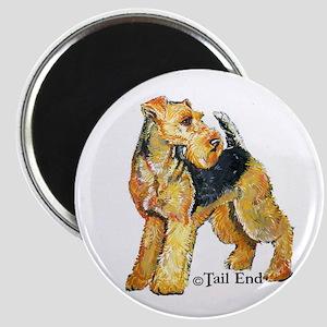 """Welsh Terrier Design 2.25"""" Magnet (10 pack)"""