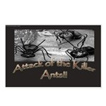 Killer Ants Postcards (Package of 8)