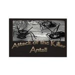 Killer Ants Rectangle Magnet (10 pack)