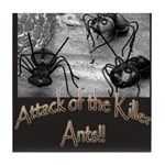 Killer Ants Tile Coaster