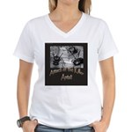 Killer Ants Women's V-Neck T-Shirt