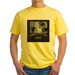 Killer Ants Yellow T-Shirt