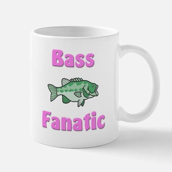 Bass Fanatic Mug