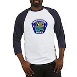 Hawthorne Police Baseball Jersey