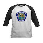 Hawthorne Police Kids Baseball Jersey