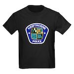 Hawthorne Police Kids Dark T-Shirt