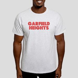 Retro Garfield Hei.. (Red) Light T-Shirt