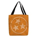 Tennessee State Stars Polyester Tote Bag