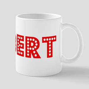 Retro Gilbert (Red) Mug