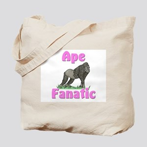 Ape Fanatic Tote Bag