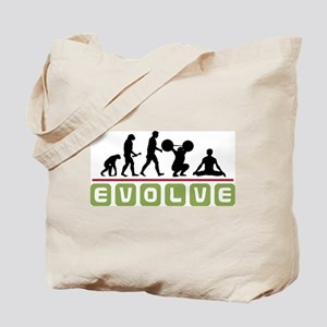 Evolve Yoga Tote Bag