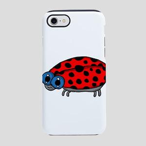 Cute Ladybug iPhone 8/7 Tough Case