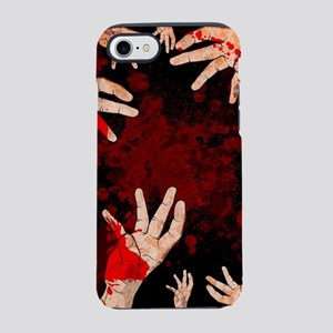Grabbing Hands iPhone 8/7 Tough Case