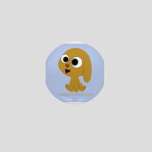Lil' Puppy Mini Button