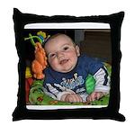 Ryan Artsy Throw Pillow