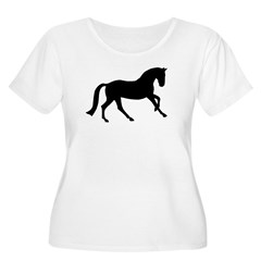 Cantering Horse T-Shirt