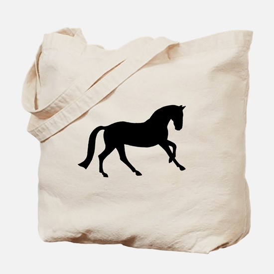 Cantering Horse Tote Bag