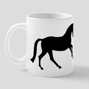 Cantering Horse Mug