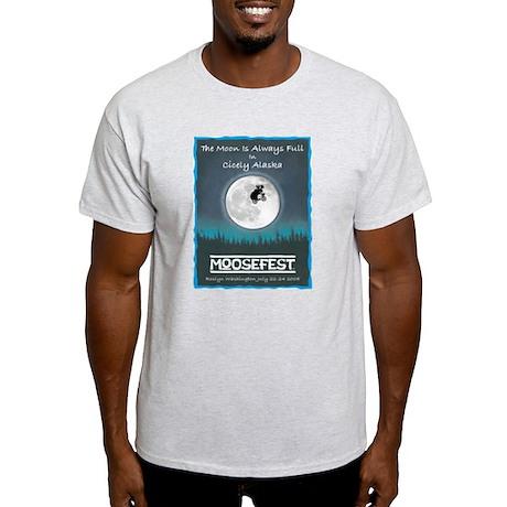 Moosefest 2005 Ash Grey T-Shirt