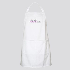 What a Feminist Looks Like BBQ Apron