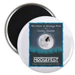 Moosefest 2005 Magnet