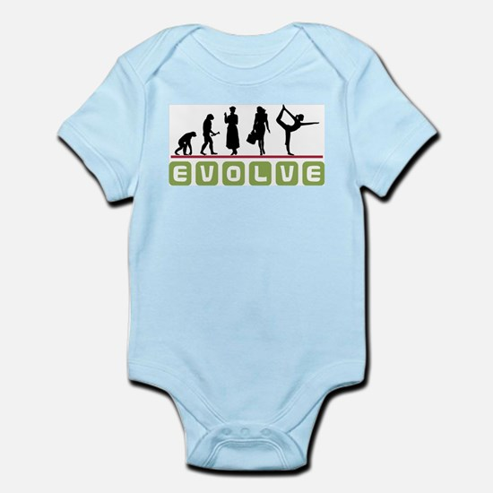 Evolve Yoga Infant Bodysuit